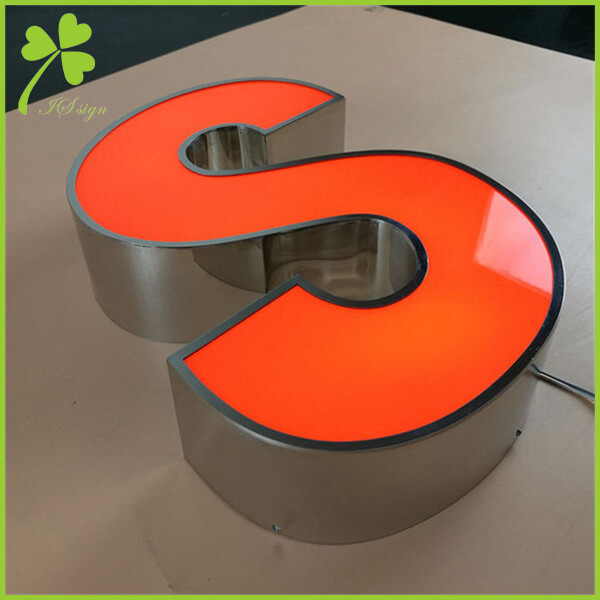 Custom LED Logo Sign Manufacturer