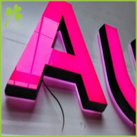 Small Acrylic Letters
