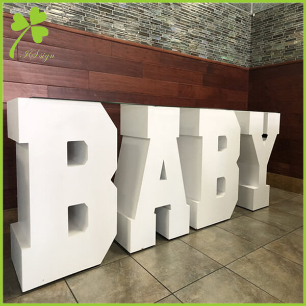 Baby Letter Table For Sale