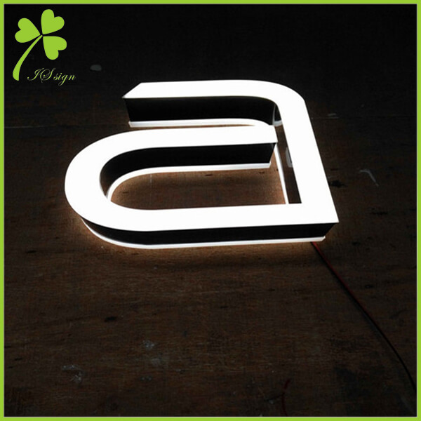 Channel Letter Logo