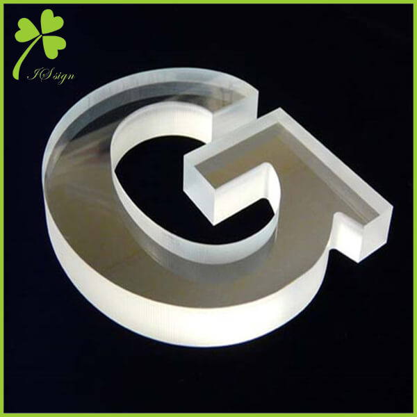 Cheap Acrylic Sign Letters
