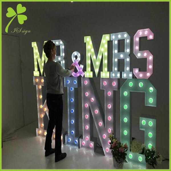 Custom Marquee Lights