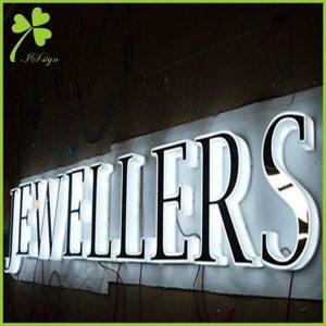 Backlit Channel Letters Face Lit Letters Sign Manufacturer