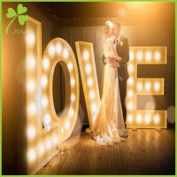 Large Love Marquee Sign