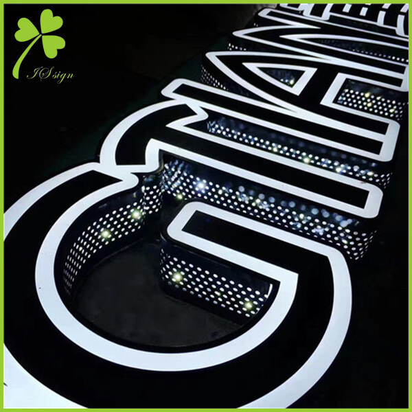 Lighted Channel Letters