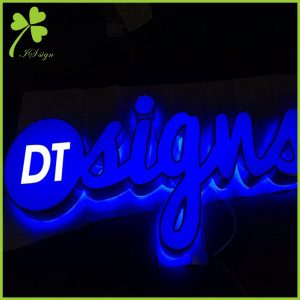 Outdoor LED Letters