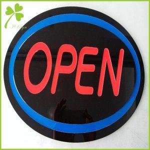 Unique Open Signs