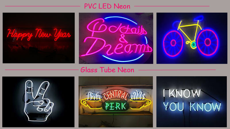Neon Light Signs Custom