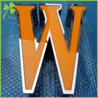 3D Channel Sign Letters