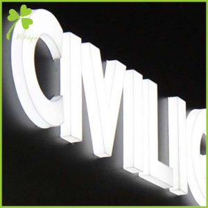 Acrylic 3D Letter With LED