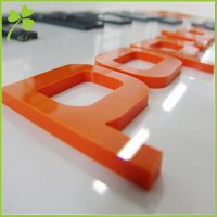 Acrylic Reception Signs