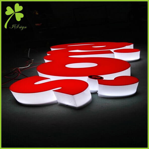 Acrylic Sign Design | Custom Acrylic Signs - IS LED SIGN Factory