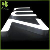 Aluminum Channel Letters