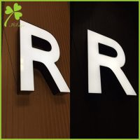 Aluminum Letters And Numbers