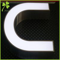 Channel Letter Fabrication