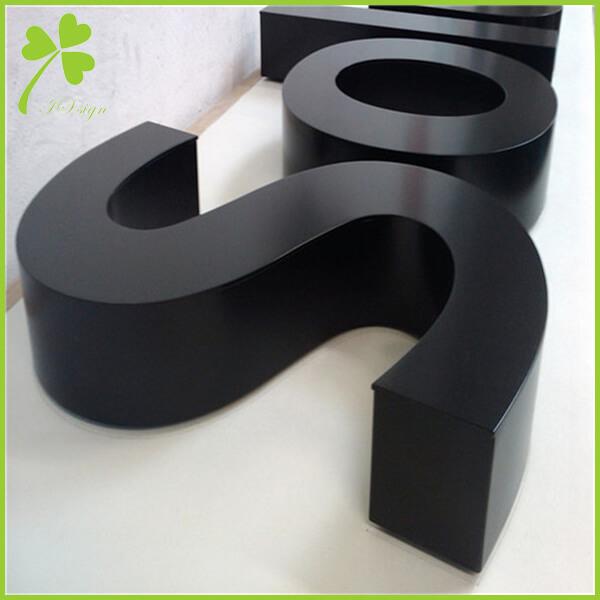 Custom 3D Metal Signs