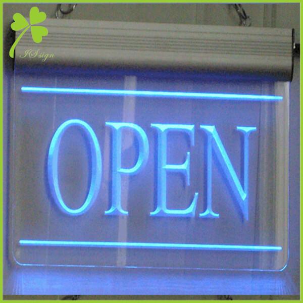 Custom Acrylic LED Sign
