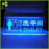 Custom Edge Lit LED Sign