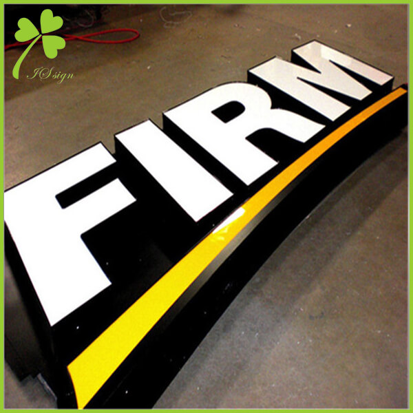 Custom Wall Signs For Business