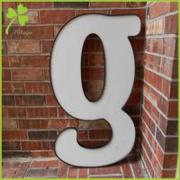 Decorative Standing Letters