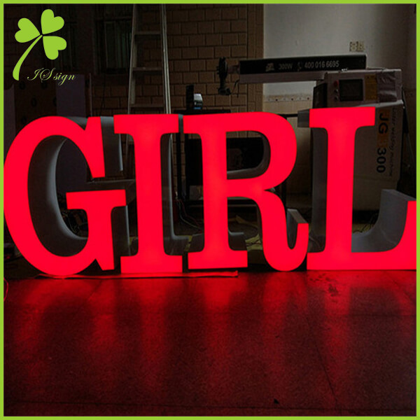 Free Standing Letters Wholesale