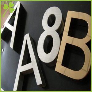 Lobby Logo Signs