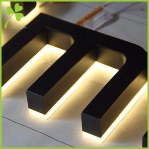 Metal LED Signs
