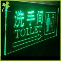 Side Lit LED Signs