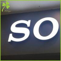 Sign Letter Design