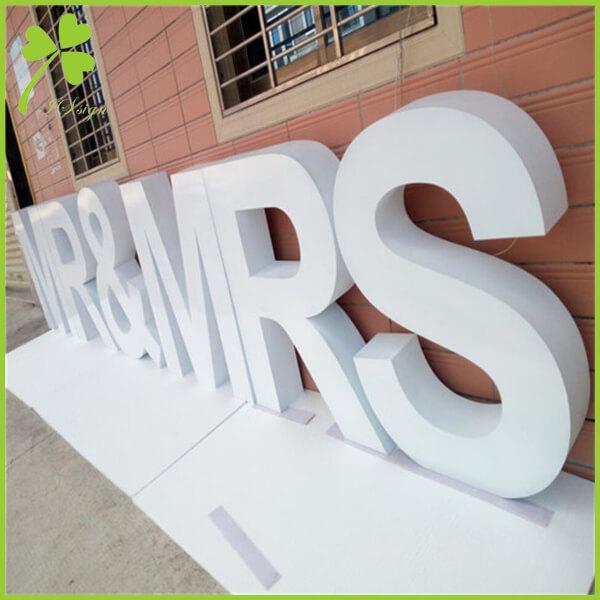 Wholesale Foam Letters