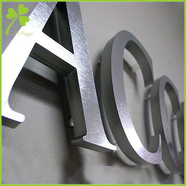 Stainless Steel Letters For Walls
