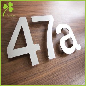 Cut Letter Signs