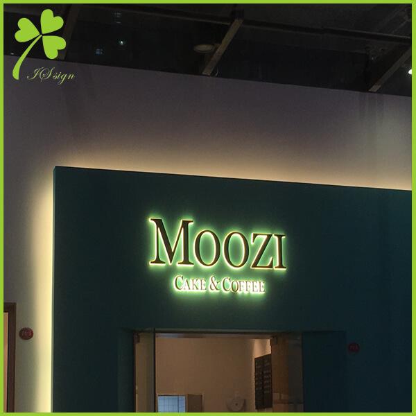 Restaurant Lighted Signs