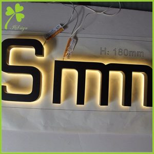 Sign Backlighting