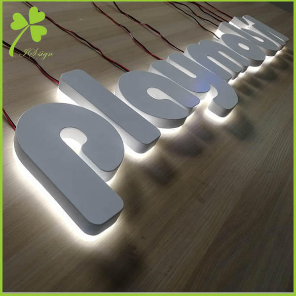 Outdoor Signage Letters