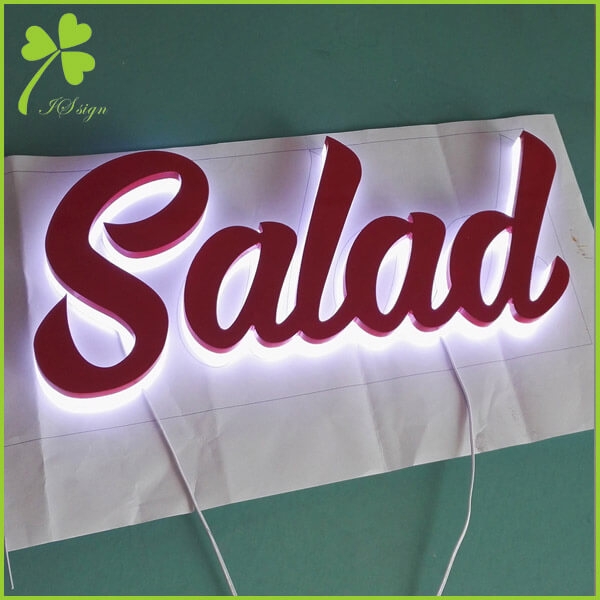 Backlit Sign Letters Wholesale