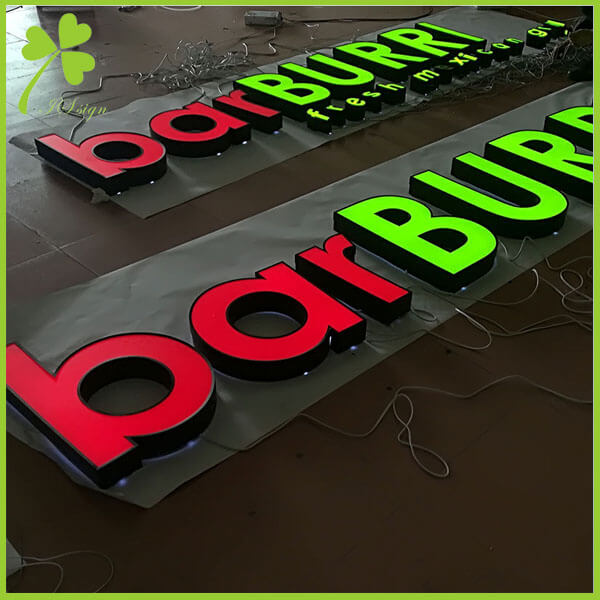 Restaurant Building Signs Custom Sign Manufacturers