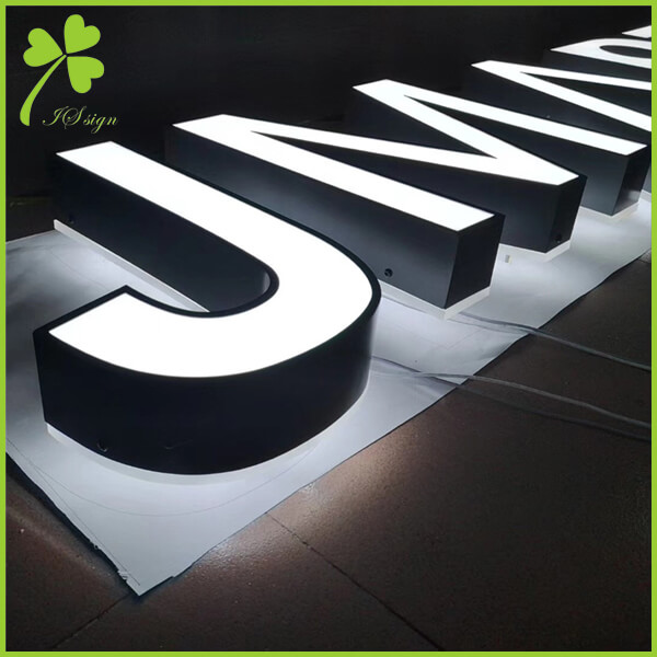 Wholesale Custom Sign Fabricators Letter Manufacturing